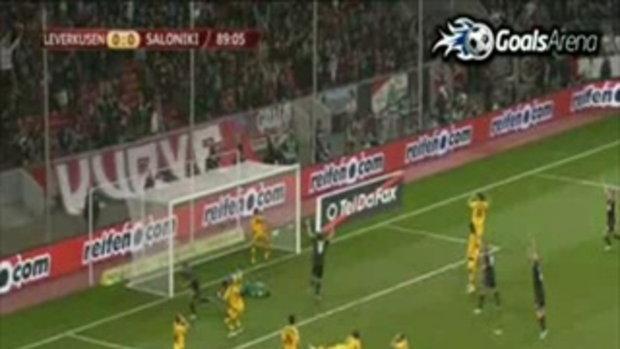 เลเวอร์คูเซ่น 1-0 อริส (ยูโรป้า)