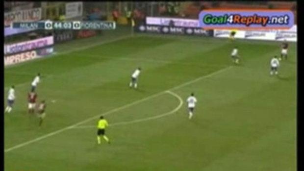 เอซี มิลาน 1-0 ฟิออเรนติน่า