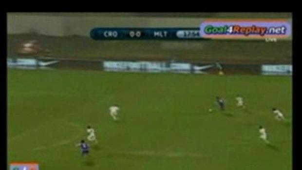 โครเอเชีย 3-0 มอลต้า