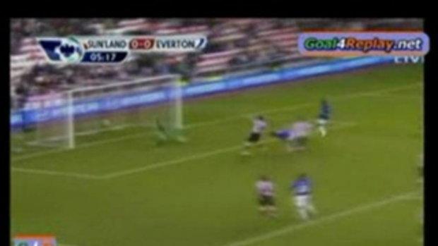 ซันเดอร์แลนด์ 2-2 เอฟเวอร์ตัน