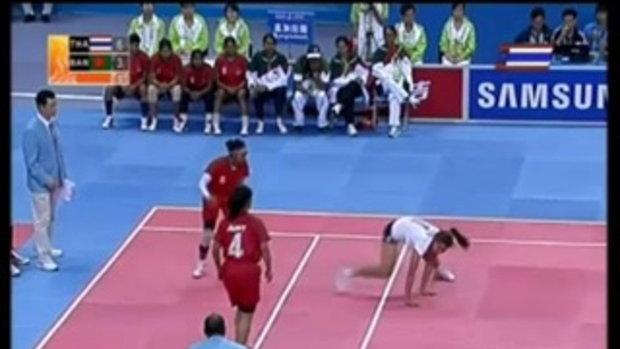 กาบัดดี้ ตี่จับสาวไทย ทะลุเข้าชิงทอง เอเชี่ยนเกมส์