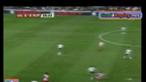 บาเลนเซีย 2-1 อัลเมเรีย
