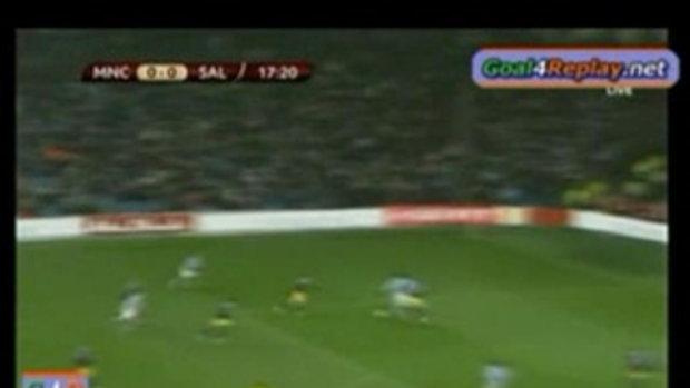แมนฯซิตี้ 3-0 ซัลบวร์ก