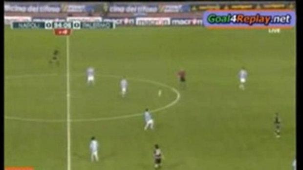 นาโปลี 1-0 ปาร์เลโม่