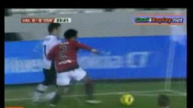 บาเลนเซีย 3-3 โอซาซูน่า