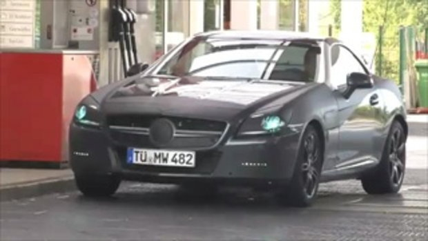 New 2011 Mercedes Benz SLK R172