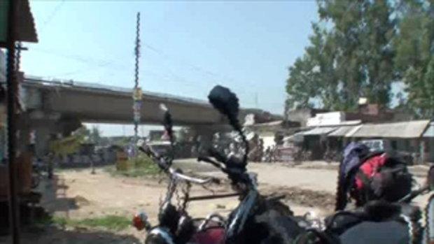 เจโอ๋เวสป้าผจญภัย-ซ่อมรถกลายเมืองฟาเซียแบท(อินเดีย