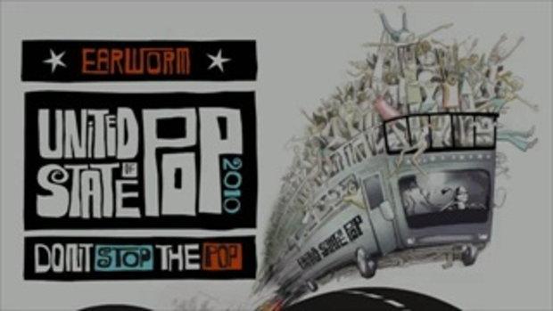 รีมิกซ์ 25 เพลงฮิตประจำปี 2010 ฝีมือ DJ Earworm