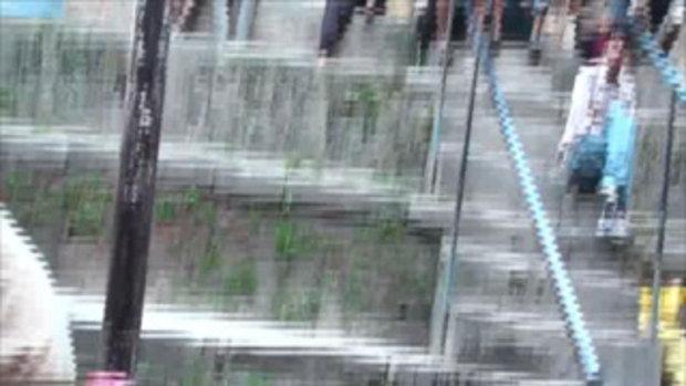 เจโอ๋เวสป้าผจญภัย-ปลาย่างที่ทาเมล กาฐมันฑุ (เนปาล)