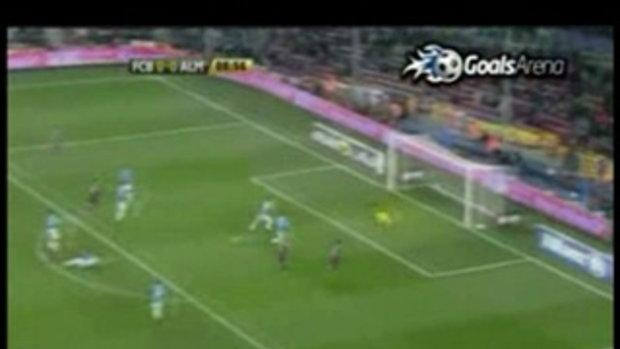 บาร์เซโลน่า 5-0 อัลเมเรีย (โกปา เดล เรย์)