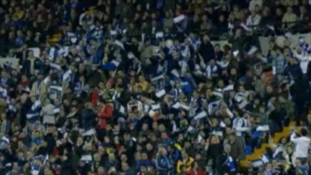 เอกูเลส 0-3 บาร์เซโลน่า