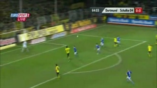 ดอร์ทมุนด์ 0-0 ชาลเก้ 04