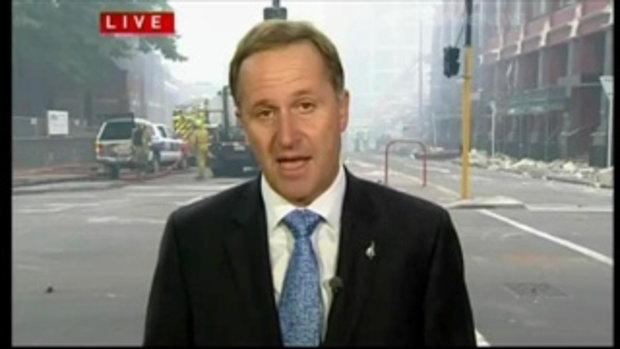วิกฤต! แผ่นดินไหวนิวซีแลนด์ !!