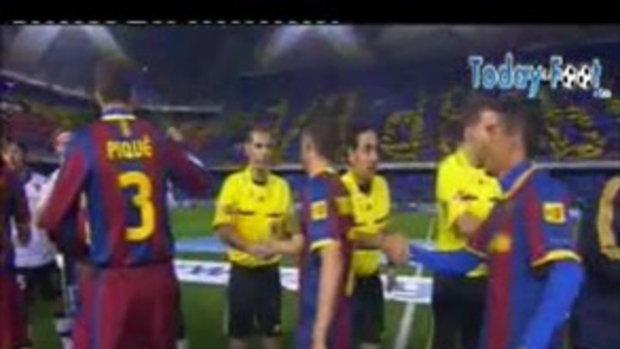 บาเลนเซีย 0-1 บาร์เซโลน่า