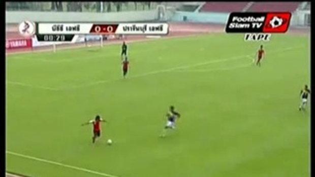 บีซีซี เอฟซี 3-1 ปราจีนบุรี เอฟซี