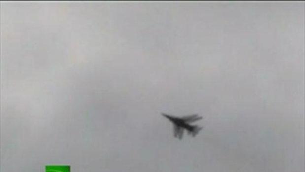 เครื่องบินรบลิเบีย ถูกยิงตก เหนือน่านฟ้าเมืองเบงกา