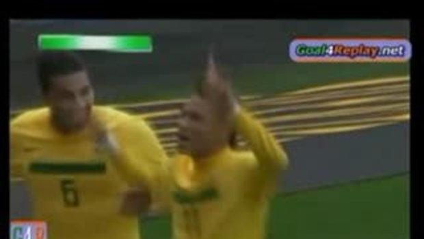 บราซิล 2-0 สก็อตแลนด์ (อุ่นเครื่อง)