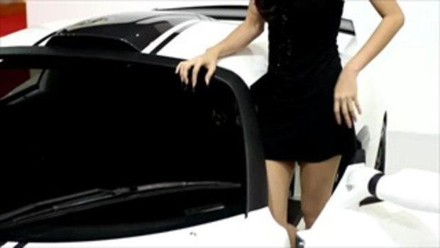 จัดเต็ม! สาว motor show 2011 - Lotus 2