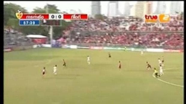 การท่าเรือไทย 0-1 ทีโอที เอสซี