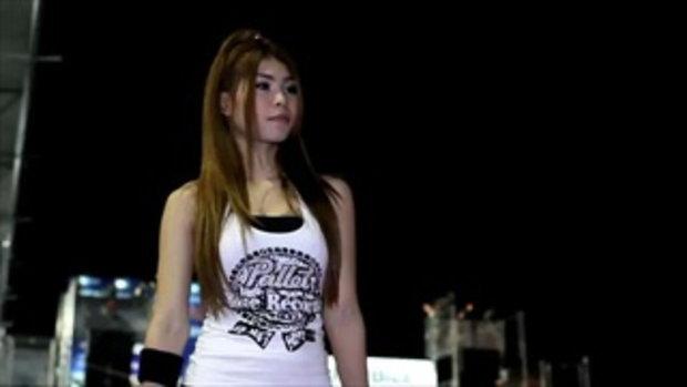 มอเตอร์โชว์ 2011 - Sexy coyote dancer white-top