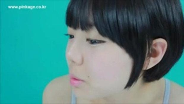 เน็ตไอดอลที่ชื่อโฮ ยองจี สอนแต่งหน้า