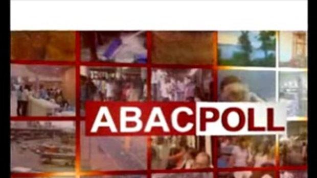 ABAC Poll - ความขัดแย้ง ไทย-กัมพูชา 1/3
