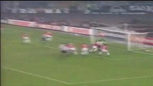 ยูเวนตุส 2-3 แมนยู ยูฟ่าแชมเปี้ยนส์ลีก 1999/20