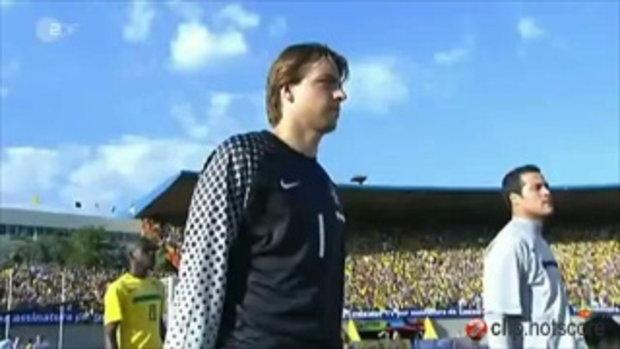 บราซิล 0-0 ฮอลแลนด์