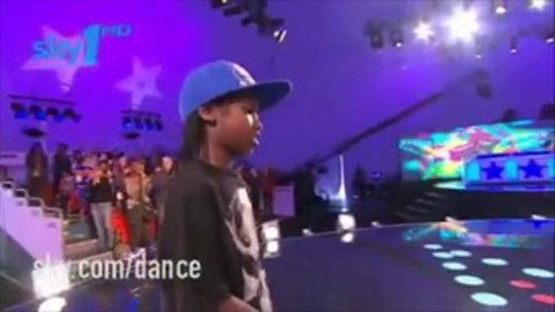 เด็กคนนี้เต้น เทพจริงๆ
