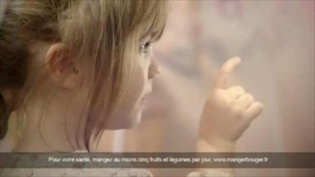 โฆษณา OREO ฝรั่งเศส เด็กคนนี้น่ารักมาก