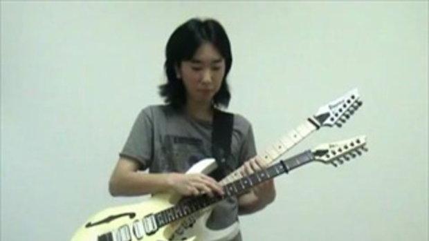 เล่นกีตาร์ เพลงมาริโอ้ ขั้นเทพ