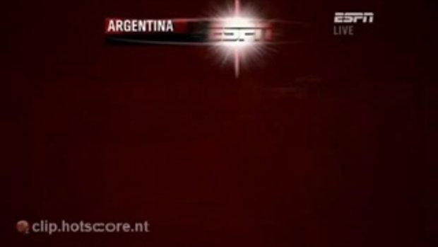 อาร์เจนติน่า 1-1 โบลิเวีย