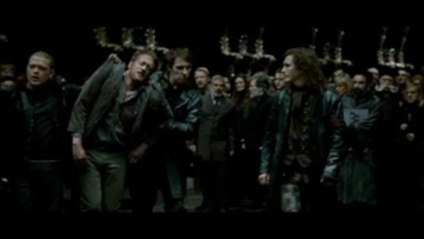 The Story Featurette  HP 7 the Deathly Hallows Part 2