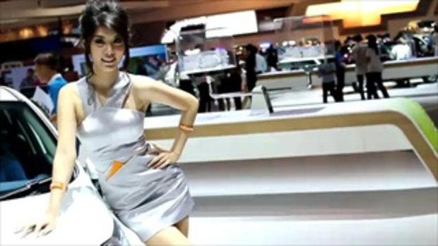 Bangkok Motor Show 2011 - Ford models