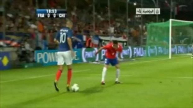 ฝรั่งเศส 1-1 ชิลี (กระชับมิตรทีมชาติ)