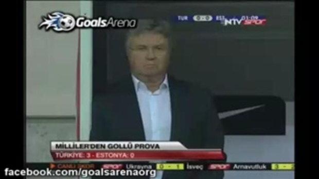 ตุรกี 3 - 0 เอสโตเนีย  (กระชับมิตรทีมชาติ)