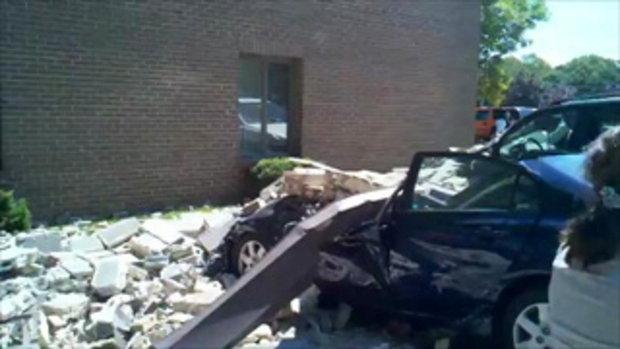 เหตุการณ์แผ่นดินไหวในสหรัฐฯ