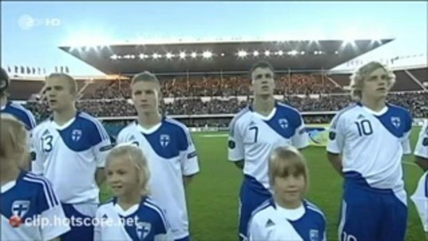ฮอลแลนด์ 2-0 ฟินแลนด์ ไฮไลท์