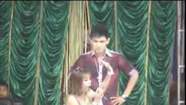 ท่าเต้นน้องสุดยอดมากเลยครับท่าน!