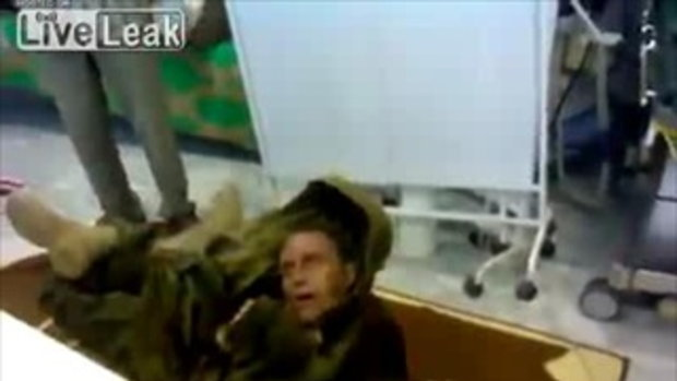 พบศพ Sniper รัสเซียในช่องแช่แข็งที่ลิเบีย