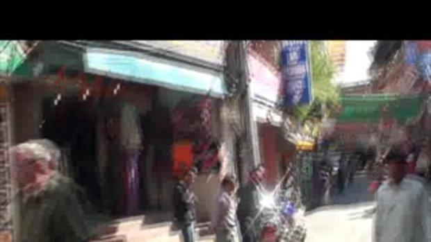 เจโอ๋เวสป้าผจญภัย-ตะลุยทาเมล  เดินซื้อของ กาฐมาณฑุเนปาล shopping Thame