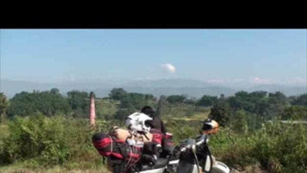 เจโอ๋เวสป้าผจญภัย-ตะลุยปักตะปุร์ เนปาล Bhaktapur Nepal