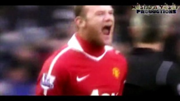 Wayne Rooney - All Goals 2010-2011
