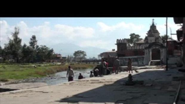 เจโอ๋เวสป้าผจญภัย- พาเดินวัดปศุปตินาท Pashupatinath Temple  Nepal