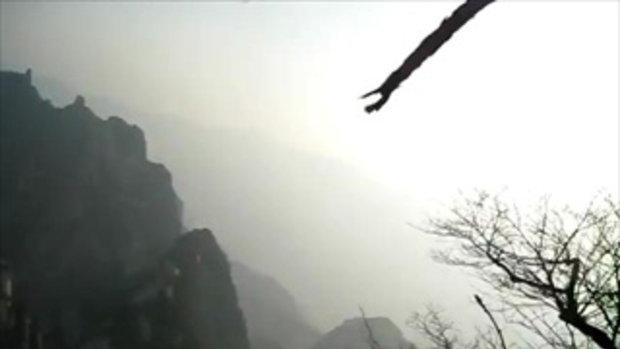 ทางเดินชมวิว เขาหูซานประเทศจีน เสียวสุดๆ