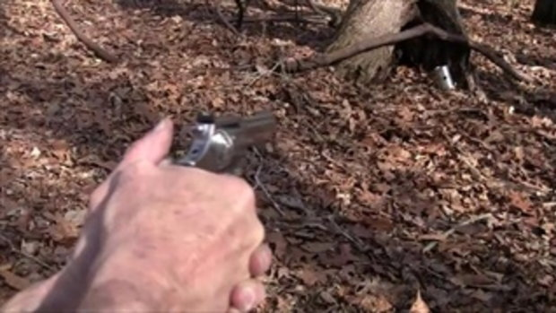 ชอบปืน!! ลองดู .22 ลูกโม่ 9นัด กระบอกนี้แจ่ม