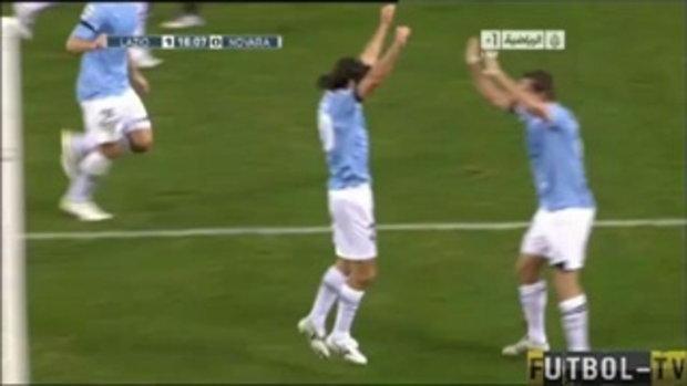 ลาซิโอ 3-0 โนวาร่า