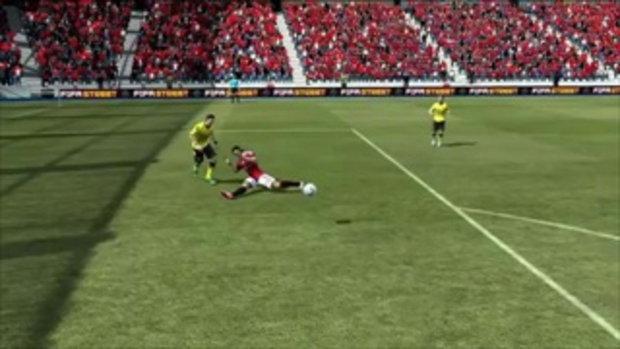 Fifa 2012 เฮ้ย! นี่เกมส์จริงๆ หรือเนี่ยะ