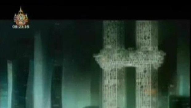 ตึกแฝดเกาหลีใต้เลียนแบบ World Trade Center