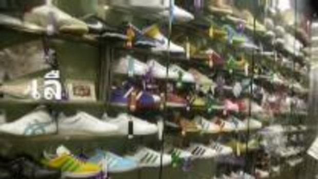 เลือกรองเท้ากีฬาอย่างไรดี